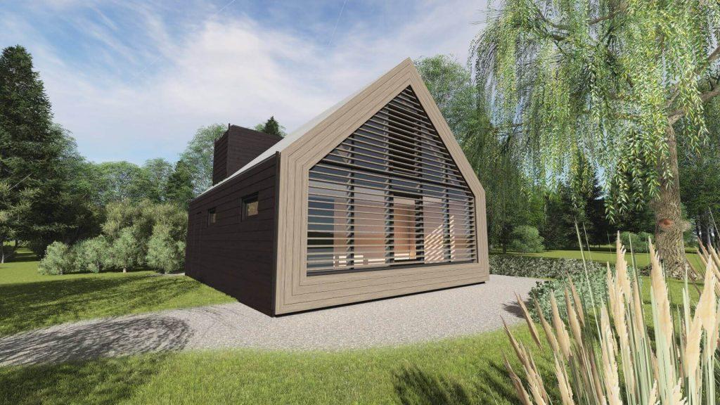 Tuinhuisje nieuwbouw | Wijnja Groep B.V.