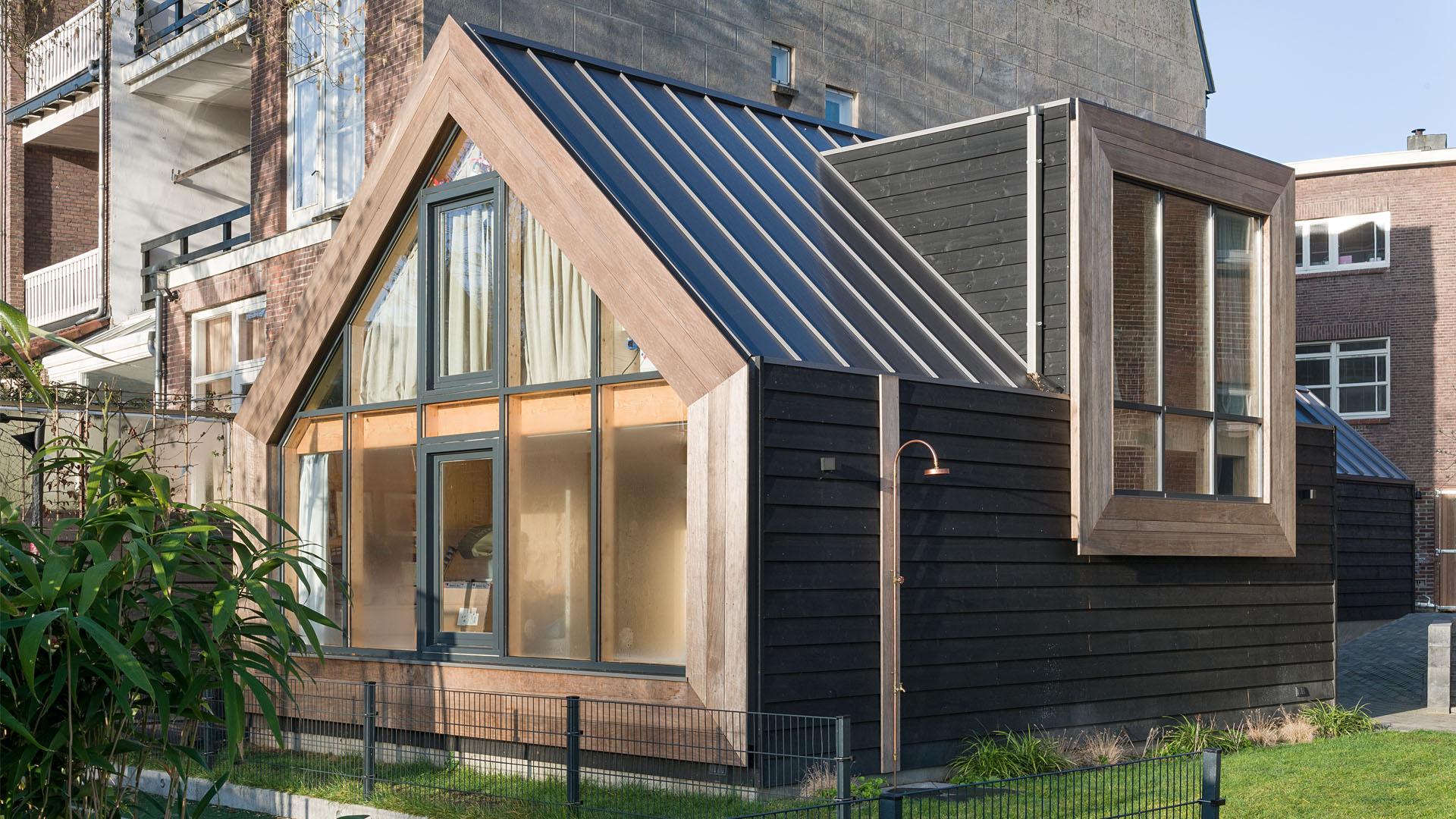 Nieuwbouw Tuinhuis | Wijnja Groep Bouw & Interieur