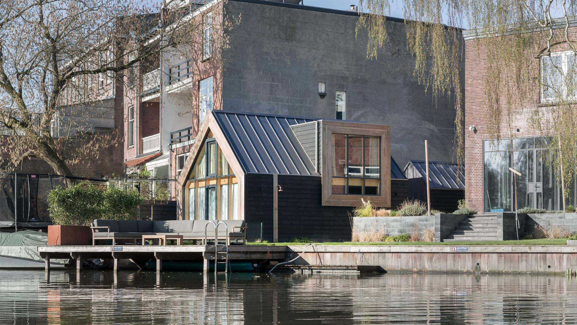 Utrecht Nieuwbouw Tuinhuis | Wijnja Groep Bouw & Interieur