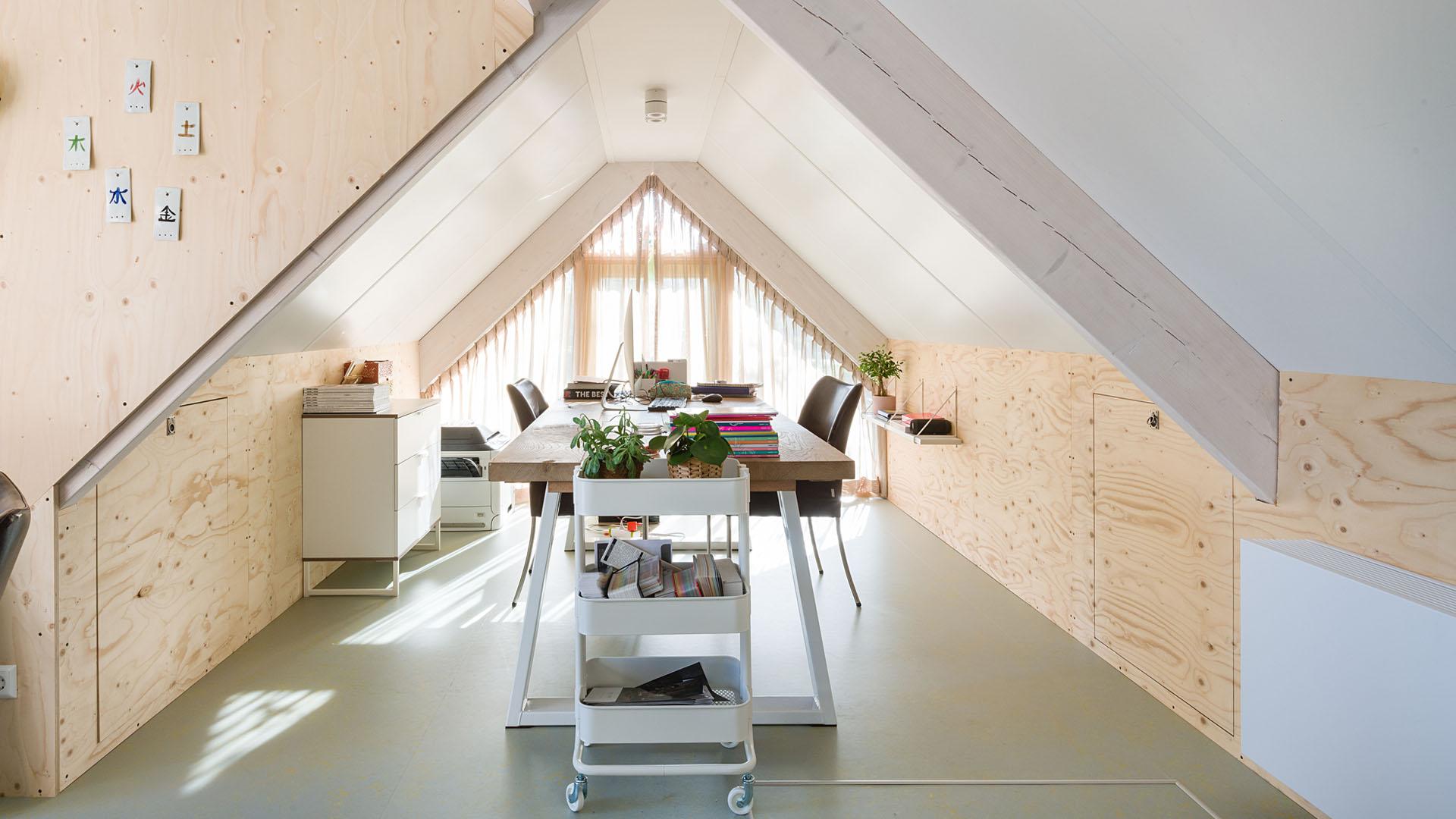 Interieur Tuinhuis Nieuwbouw Utrecht | Wijnja Groep Bouw & Interieur