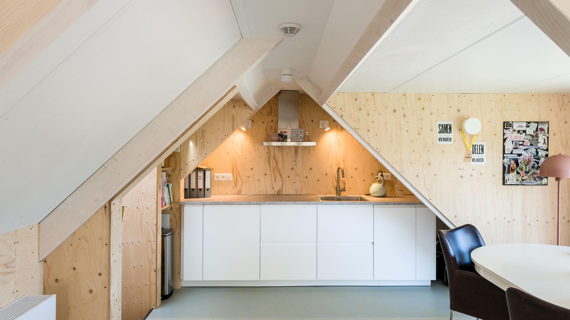 Keuken Tuinhuis Utrecht nieuwbouw | Wijnja Groep Bouw & Interieur