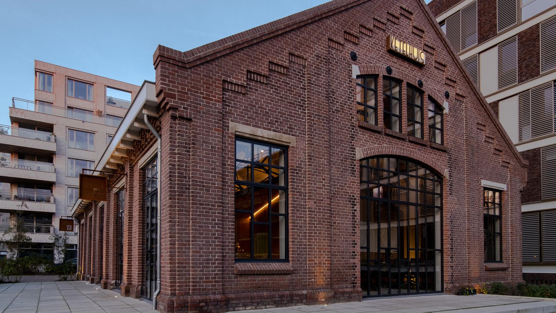 Ketelhuis Amsterdam Pand Wijnja Groep